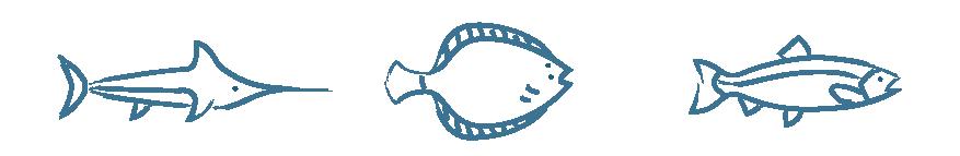 Produits frais & Produits locaux - Poissonnerie - LES PIRATES - Poisson coquillage crustaces - Mouans-Sartoux Grasse
