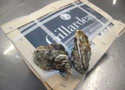 Huitres Gillardeau 02 - LES PIRATES - poissonnerie - produits locaux - mediterranee - Mouans-Sartoux Grasse 06